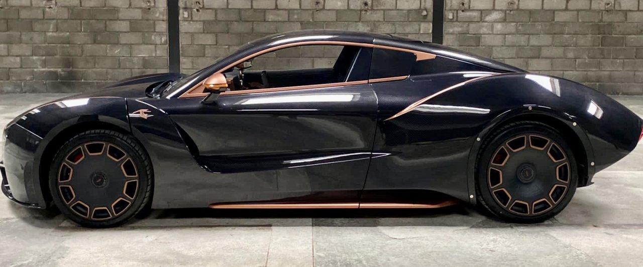Hispano Suiza, Reborn Hispano Suiza unveils a second model, the Carmon Boulogne, ClassicCars.com Journal