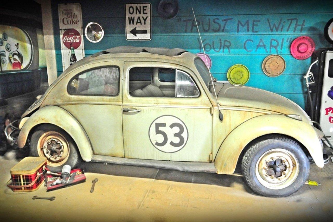 1963 VW Beetle Herbie