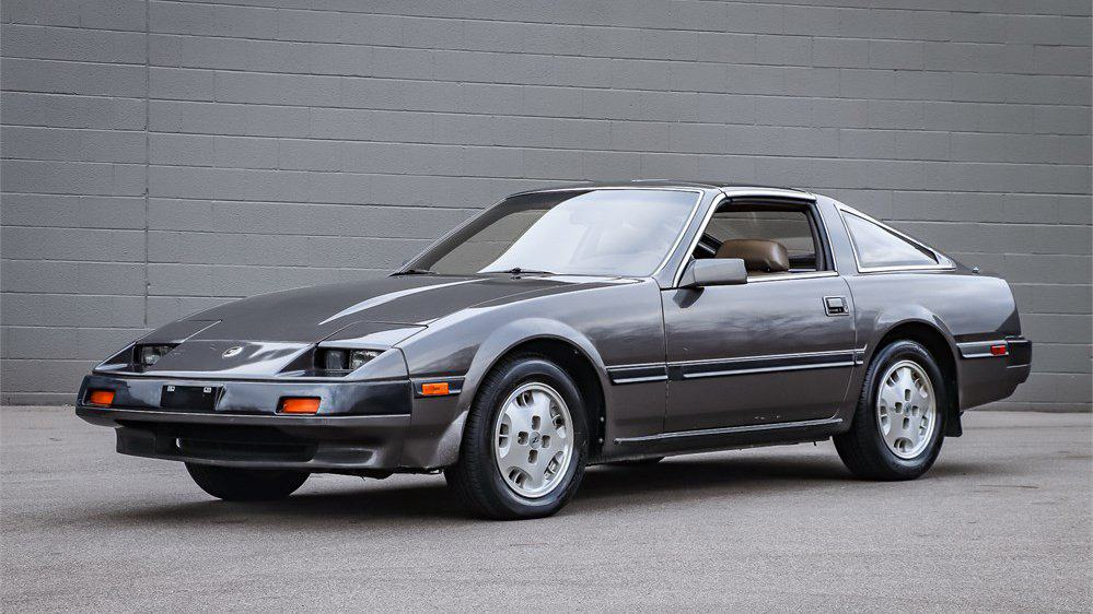 SINGLE-FAMILY-OWNED 1984 DATSUN 300ZX 5-SPEED on AutoHunter