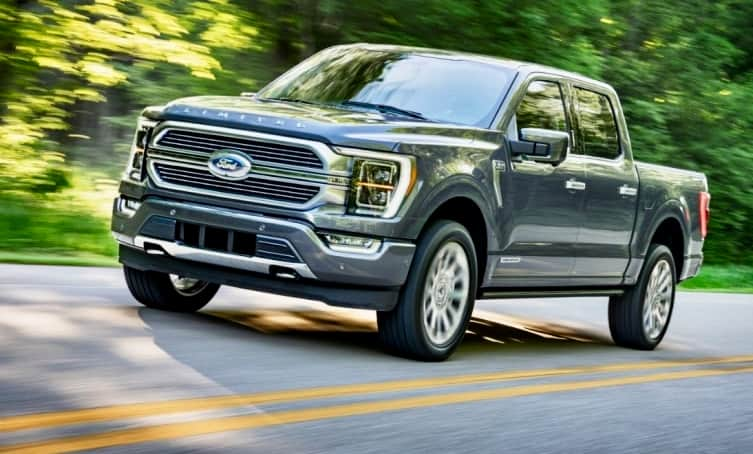 As usual, Ford F-150 leads new-car sales in North America