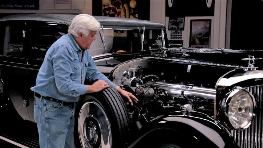 1931 Bentley 8-Litre Mulliner Sedan - Jay Leno's Garage
