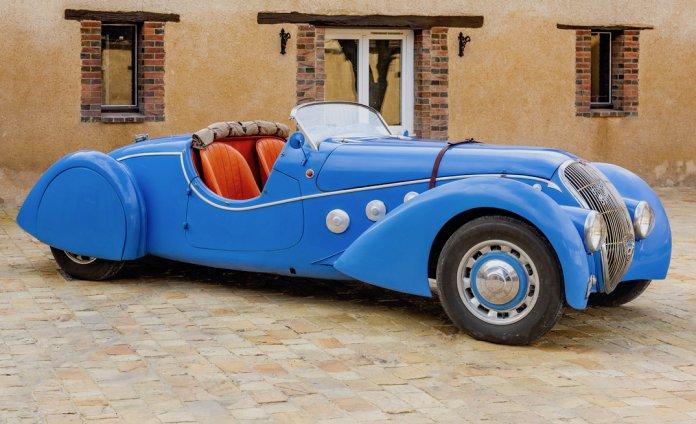 1938 Peugeot Darl'mat