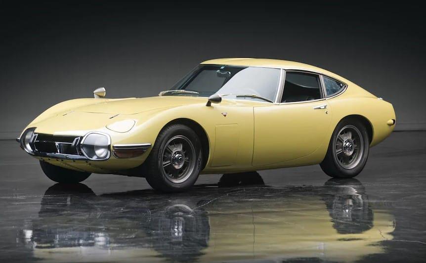 1967 Toyota 20000GT