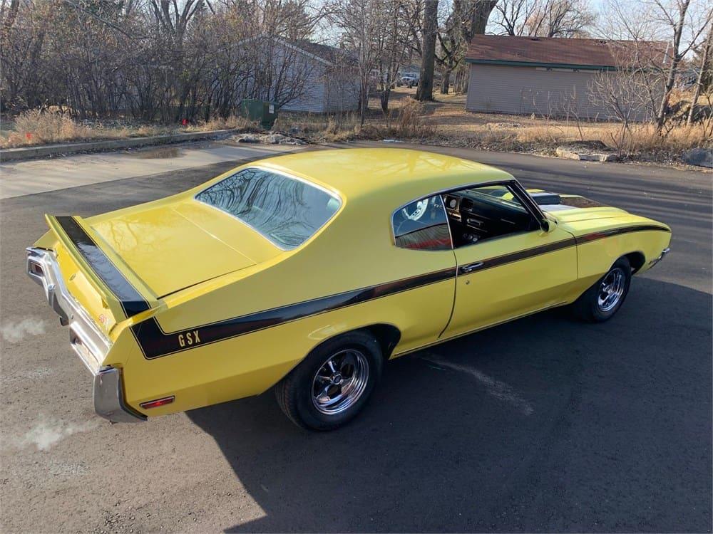 GSX, AutoHunter Spotlight: 1971 Buick GSX re-creation, ClassicCars.com Journal