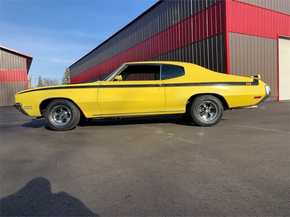 1971 Buick GSX re-creation