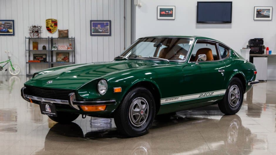 Japanese cars, 11 most expensive Japanese cars sold at auction, ClassicCars.com Journal