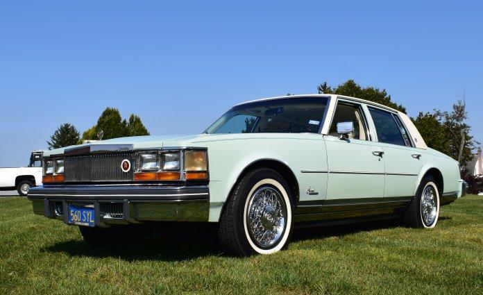 Betty White's Cadillac