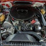 1979-Mercedes-Benz-450SL-engine