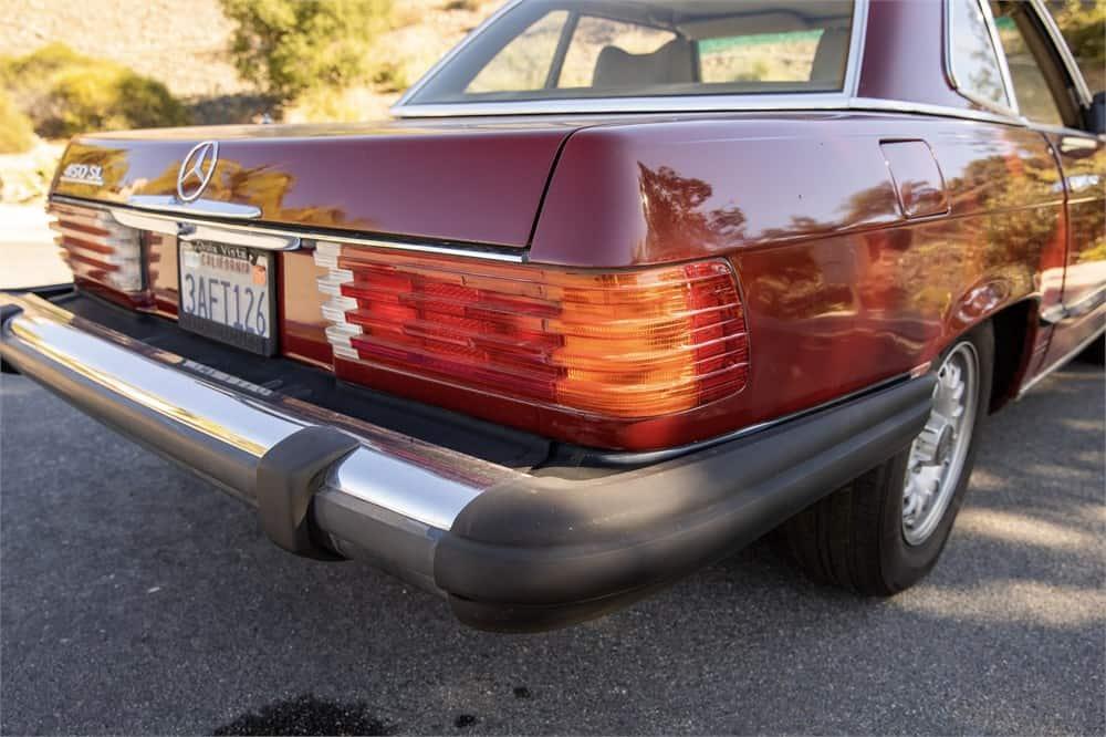Mercedes, AutoHunter Spotlight: 1979 Mercedes-Benz 450SL, ClassicCars.com Journal