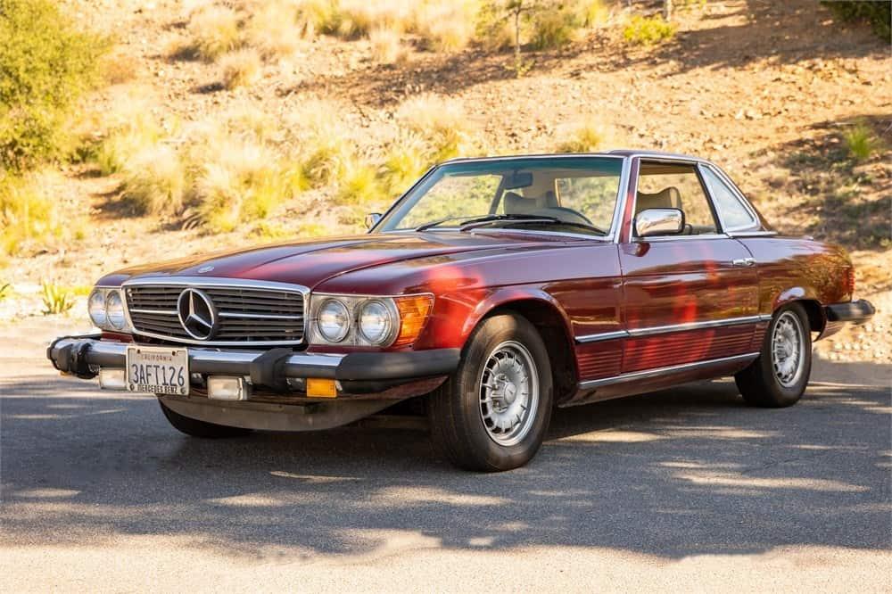 1979 Mercedes-Benz 450SL