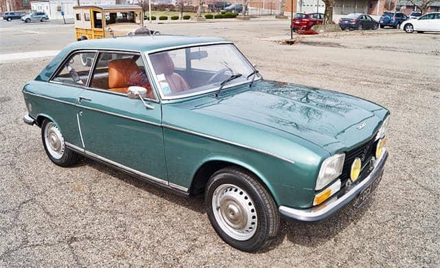 1973 Peugeot 304 S