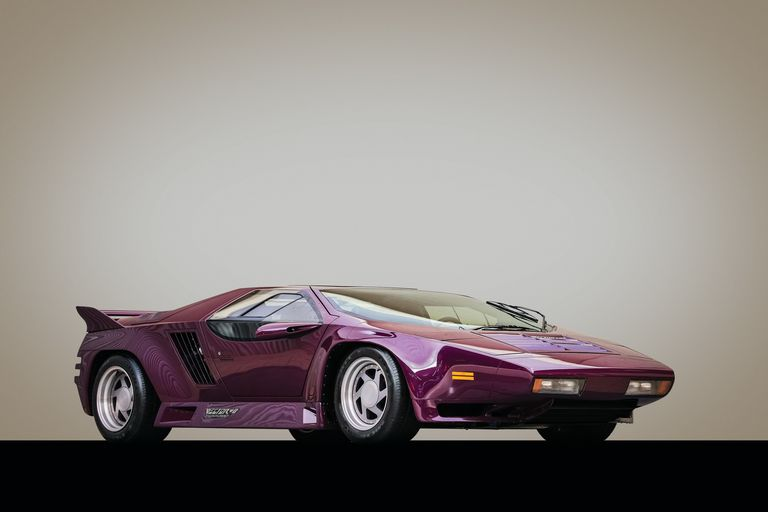 Vector W2 prototype initial testing in 1980 | Hagerty