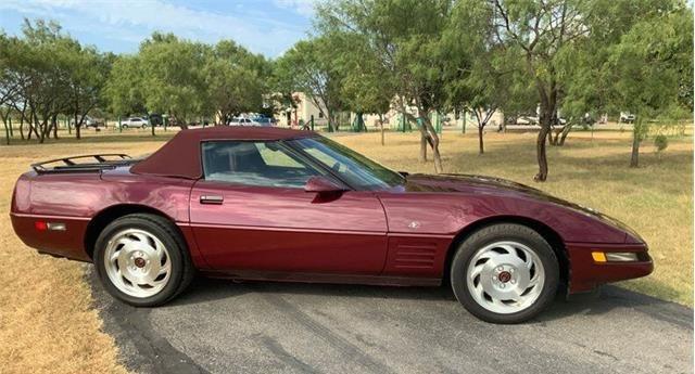1993 Chevrolet Corvette 40th Anniversary Edition
