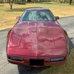 1993-Chevrolet-Corvette-40th-Anniversary-Edition-front