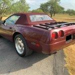 1993-Chevrolet-Corvette-40th-Anniversary-Edition-rear