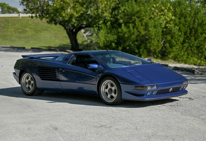 1993 Cizeta V16T at RM Sotheby's auction