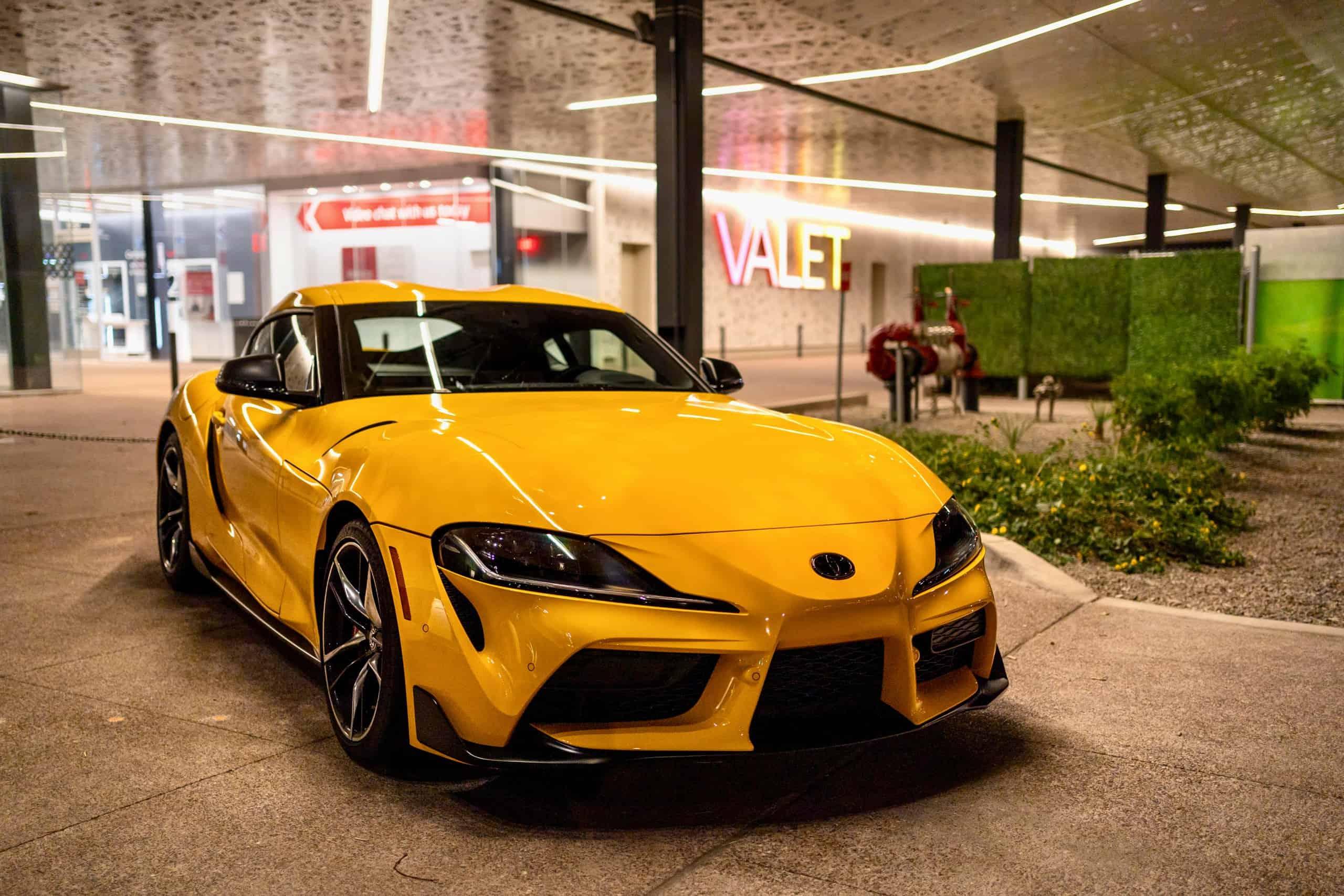2021 Toyota Supra GT 3.0 Premium