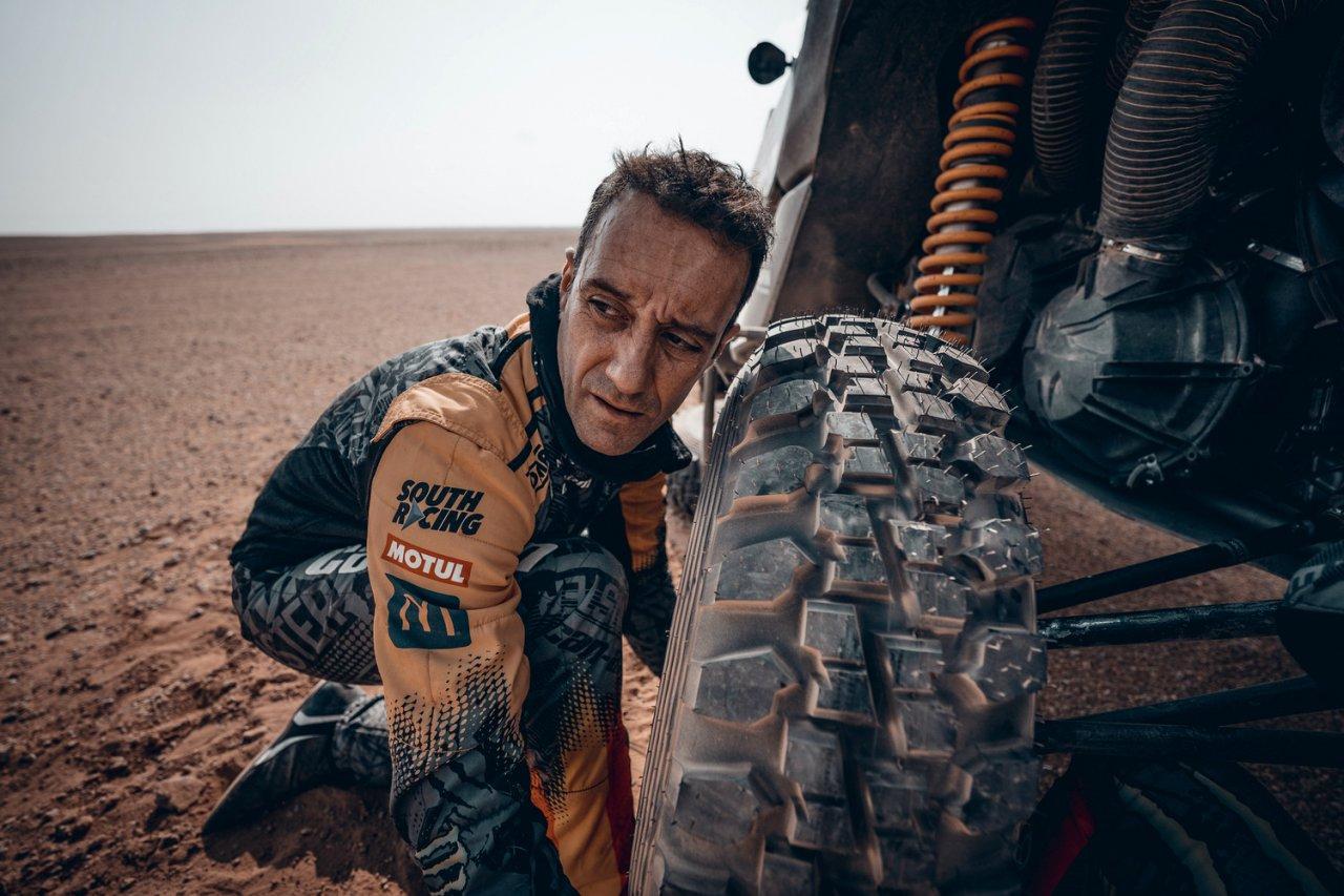 Dakar Rally 2021, middle days