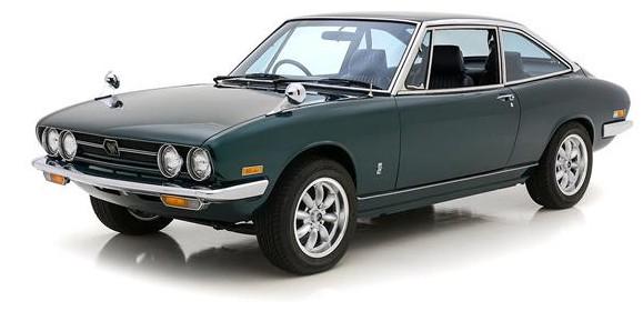 1975 Isuzu 117 XE