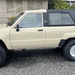 1985 Toyota 4Runner