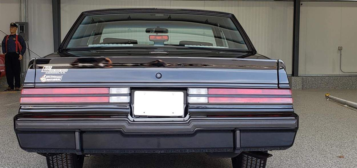 Grand National, Pick of the Day: 1987 Buick Grand National with 33 original miles, ClassicCars.com Journal