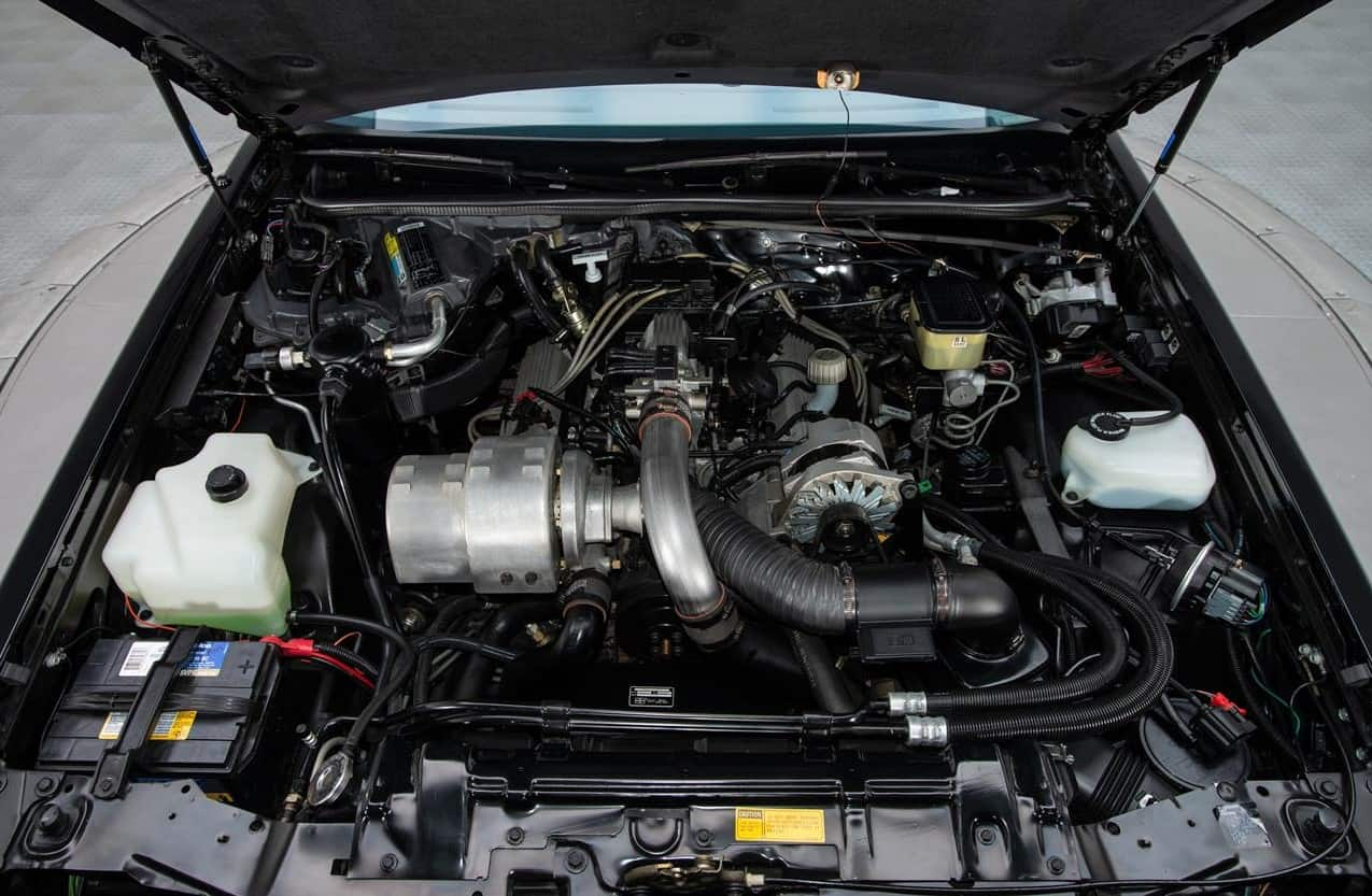 1987 Buick Grand National with 33 original miles