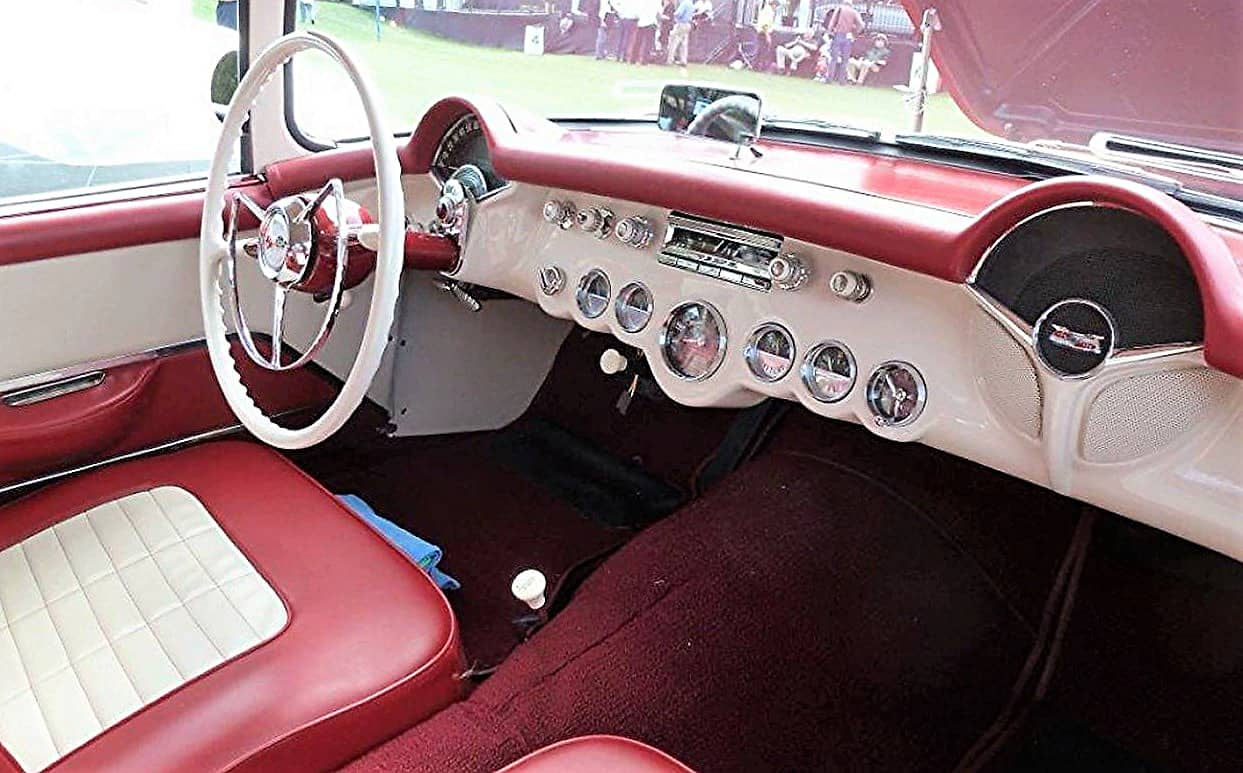 corvair, Pick of the Day: 1954 Chevrolet Corvair concept car re-creation, ClassicCars.com Journal
