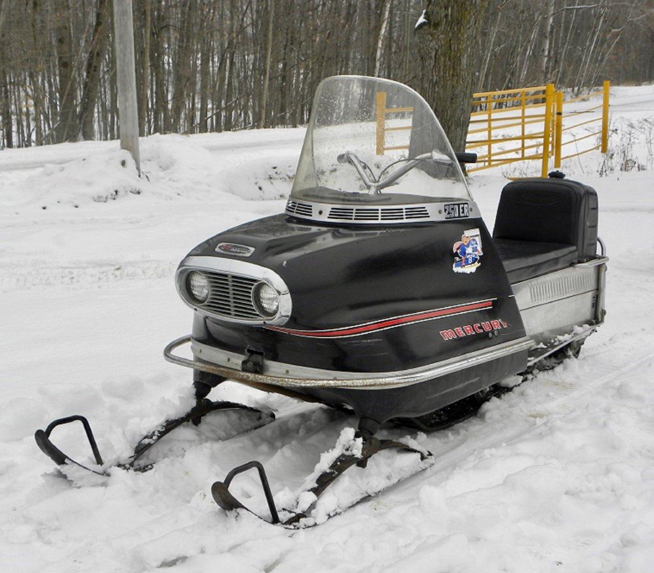 1972 snowmobile
