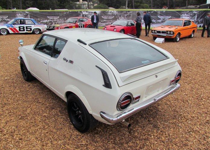 1974 Nissan Cherry X-1R