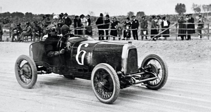1022 Spanish GP