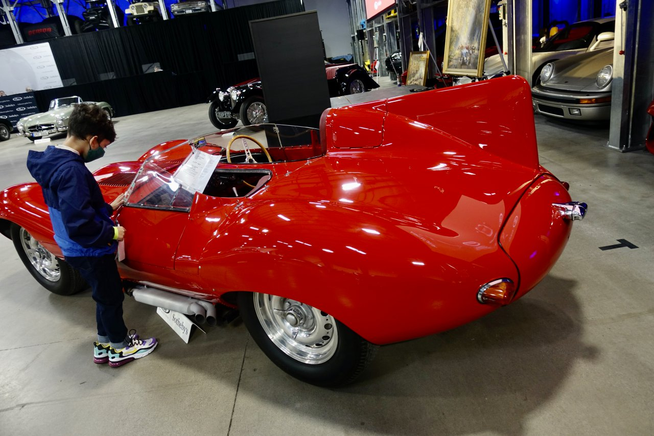 auction cars, Auction cars through a 9-year-old's eyes, ClassicCars.com Journal