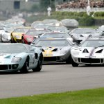 2013 Goodwood Ford GT race