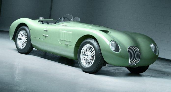 Jaguar C-type continuation car