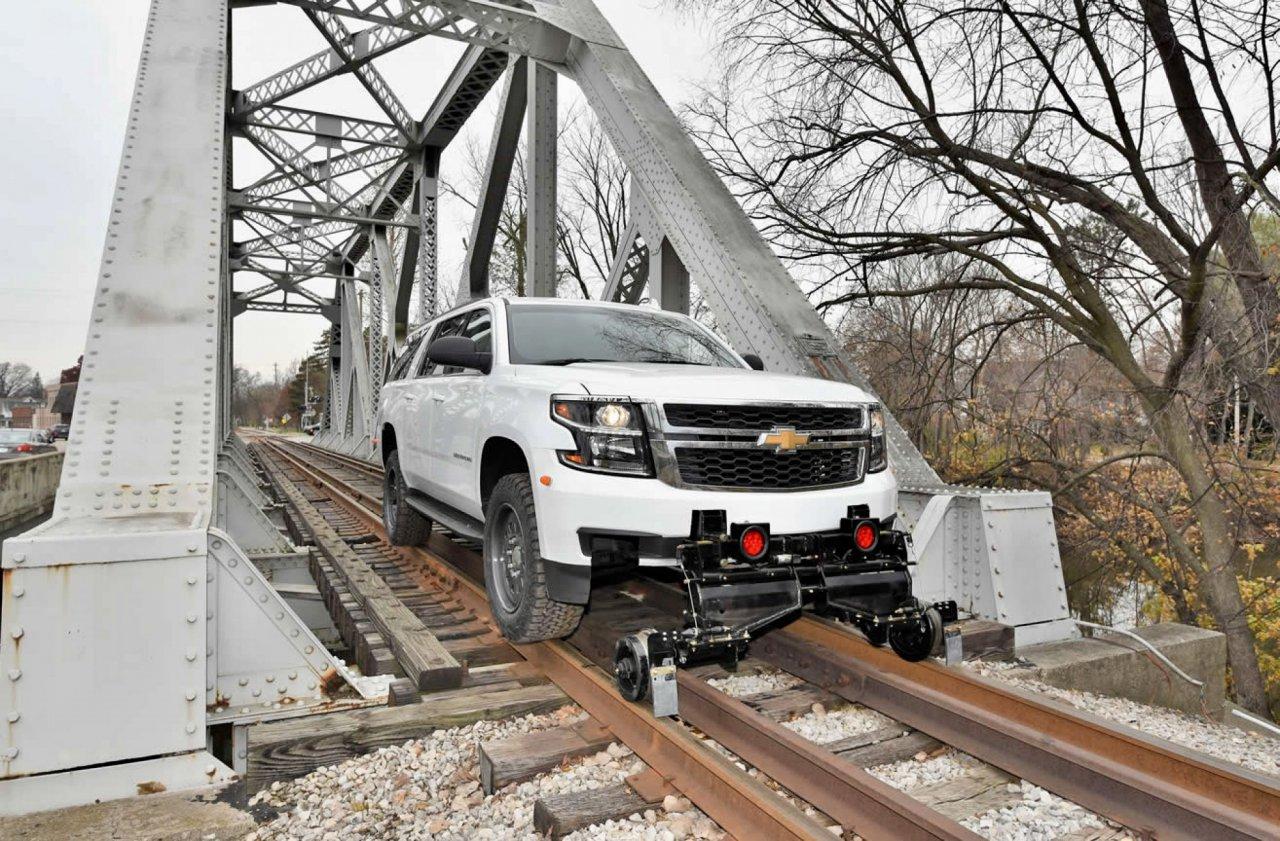 hi-rail, Secret revealed: I'd like to drive a hi-rail, ClassicCars.com Journal
