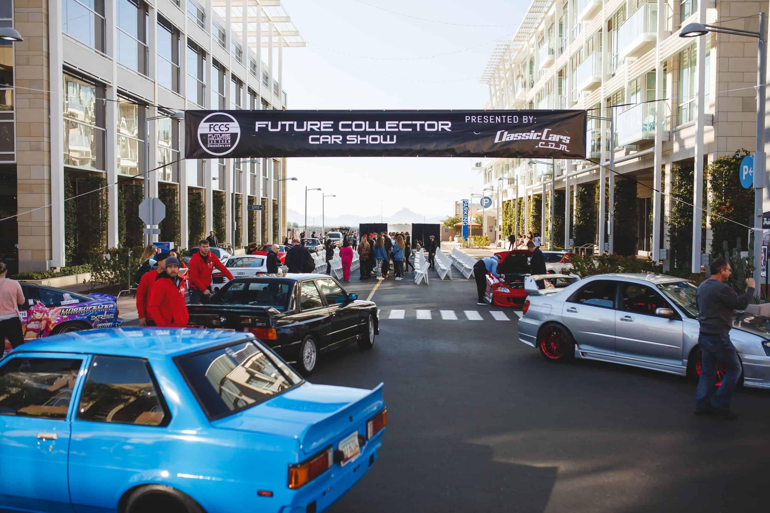Future Collector Car show 2020