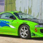 Paul-Walkers-1995-Mitsubishi-Eclipse-