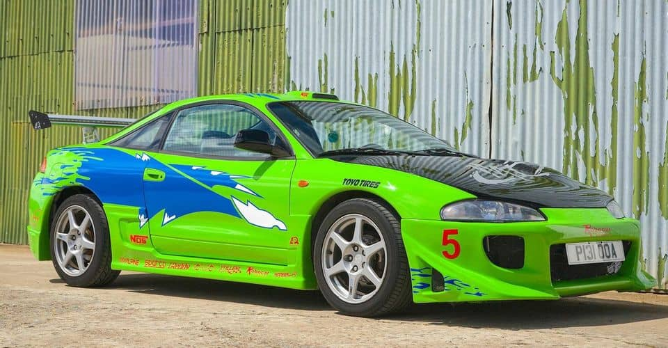 1995 Mitsubishi Eclipse GSX Fast and Furious