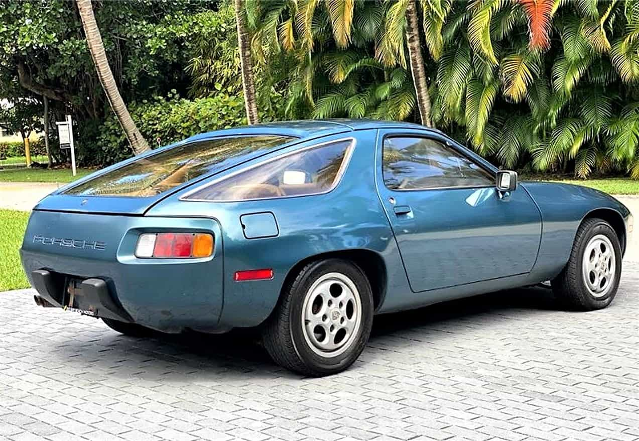 porsche, Pick of the Day: 1980 Porsche 928, solid, fast and refined performance GT, ClassicCars.com Journal