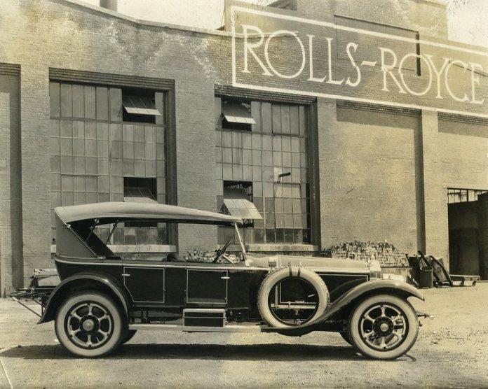 Rolls-Royce Springfield