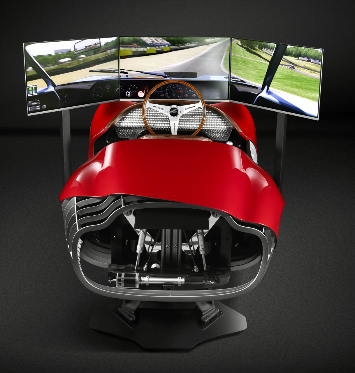 Driving simulators, Classic cars enter the world of electronic sports, ClassicCars.com Journal