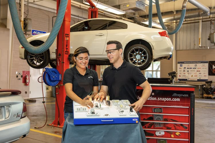 WD-40 Company and TechForce Foundation inspiring a new generation of transportation professionals