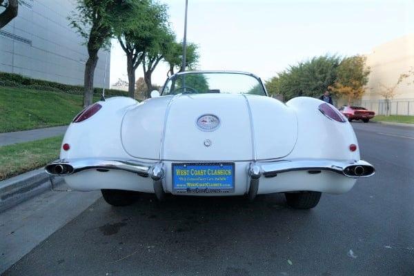 1958 Chevrolet Corvette 283/270 4-speed