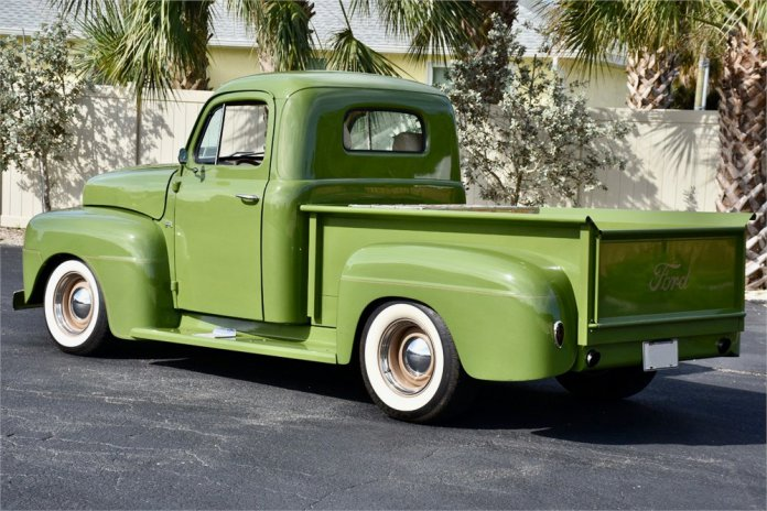 1949 Ford F1 on AutoHunter