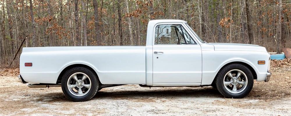 1972 Chevrolet C10 AutoHunter