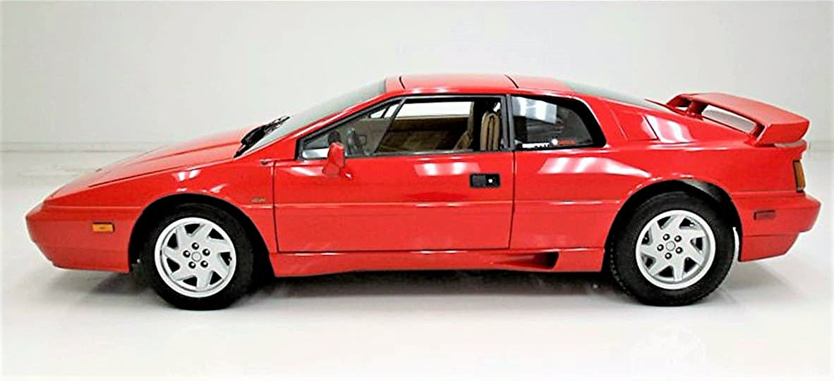 lotus, Pick of the Day: 1988 Lotus Esprit Turbo, an exotic sports car bargain, ClassicCars.com Journal