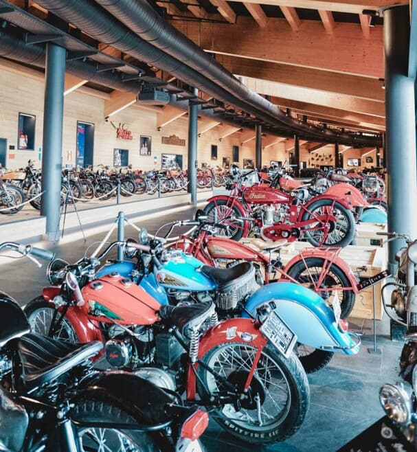 museum, Fire destroys mountain-top motorcycle museum, ClassicCars.com Journal