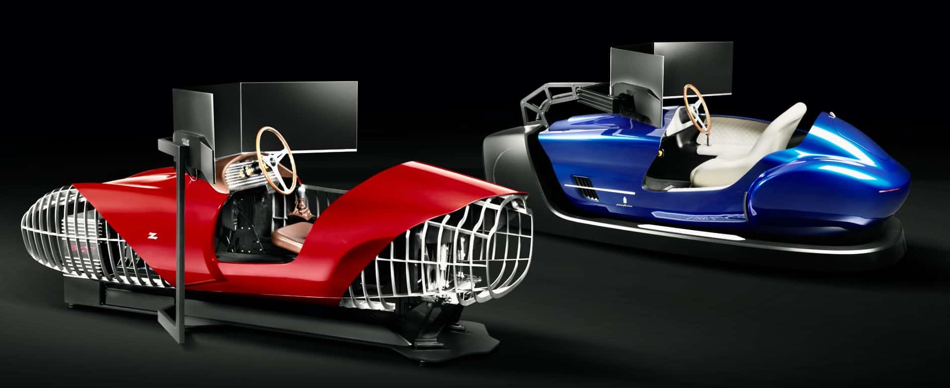 Zagato simulator