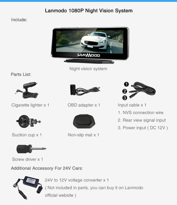 night vision, You can add night vision to your vehicle, ClassicCars.com Journal