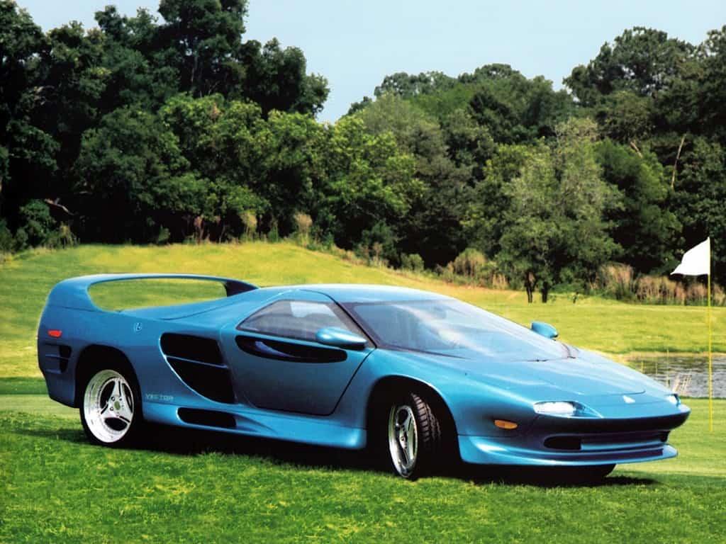Vector M12 | Vector Automotive