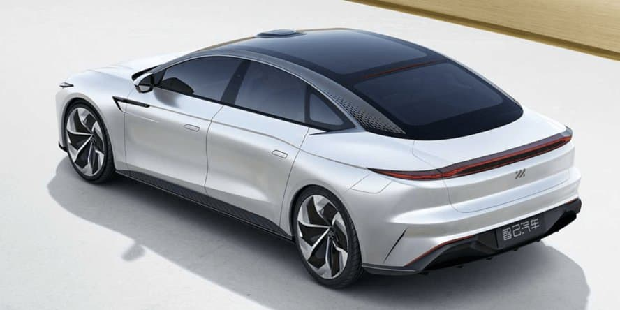 Alibaba teams up with SAIC to establish a new family of battery-electric vehicles